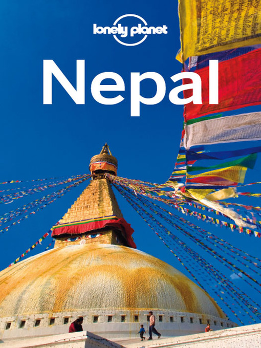 Nepal travel guide Book Cover