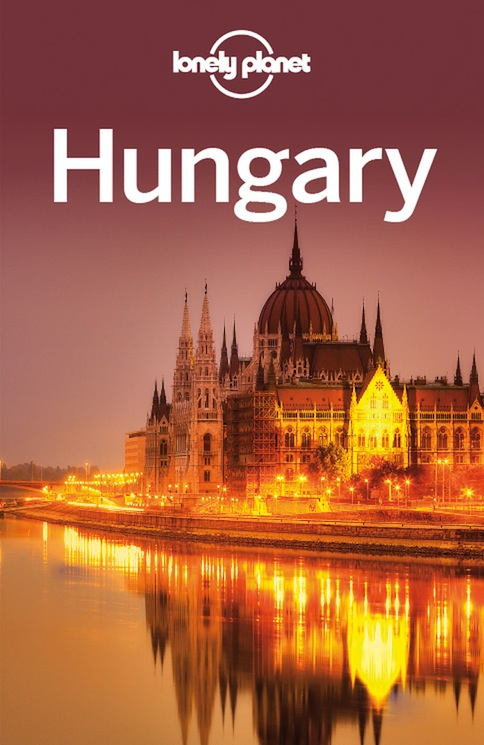 Hungary travel guide Book Cover