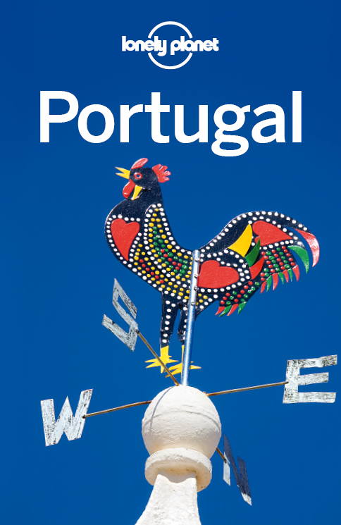 Portugal travel guide Book Cover
